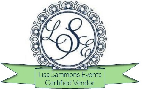 Lisa Sammons Events Certified Vendor Badge