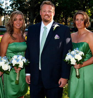 Featured image for 'Emerald Green Real Wedding, Portsmouth, NH' article