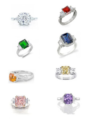 Featured image for 'What does your Engagement Ring Gemstone mean' article