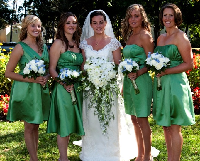 Featured image for 'Real Wedding Planning Advice: Bridesmaids' article