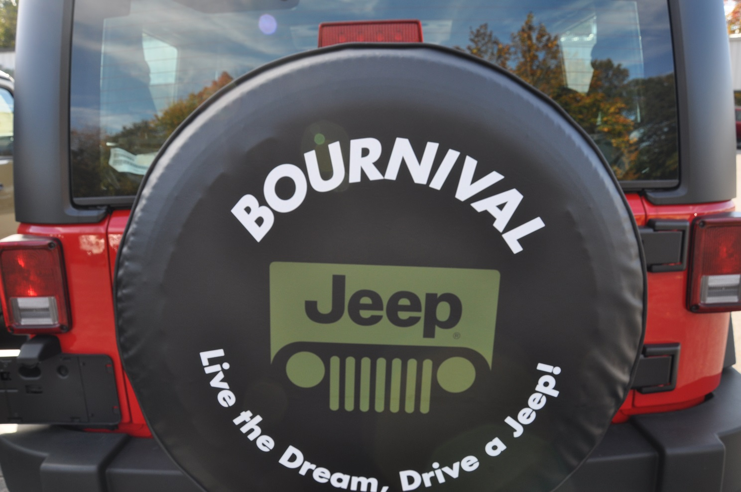 Style Inspiration and Design Bournival Jeep