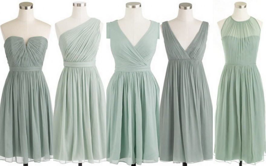 Featured image for 'Grayed Jade-Bridesmaid Dresses' article
