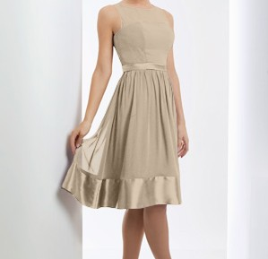 Style, Inspiration, Design, Beige Neutral Bridesmaid Dress Inspiration