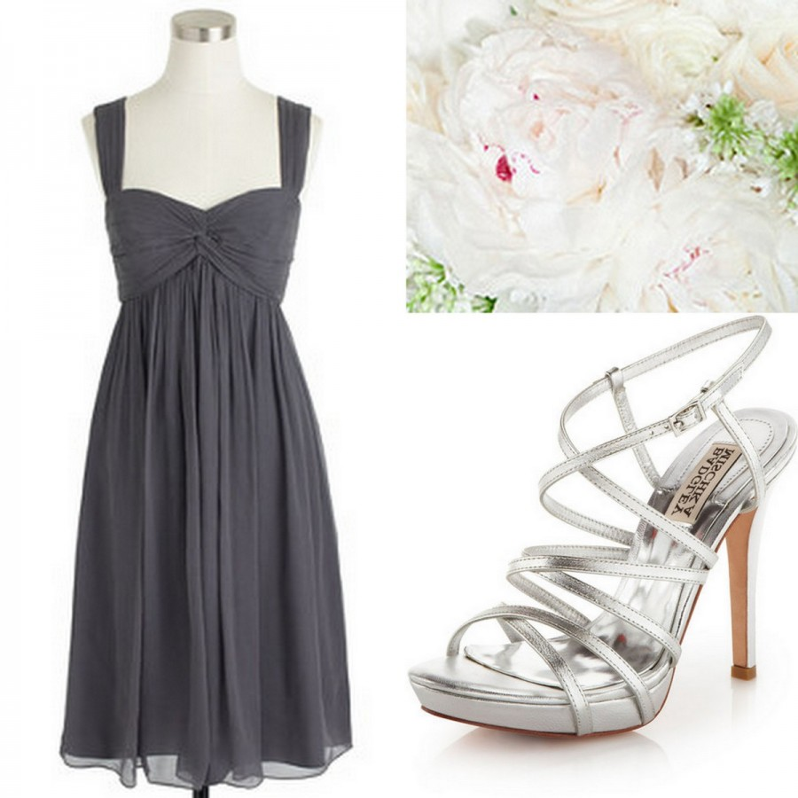 Bridesmaid: Style, Inspiration, Design, Turbulence, Gray, Bridesmaid Dress Ideas