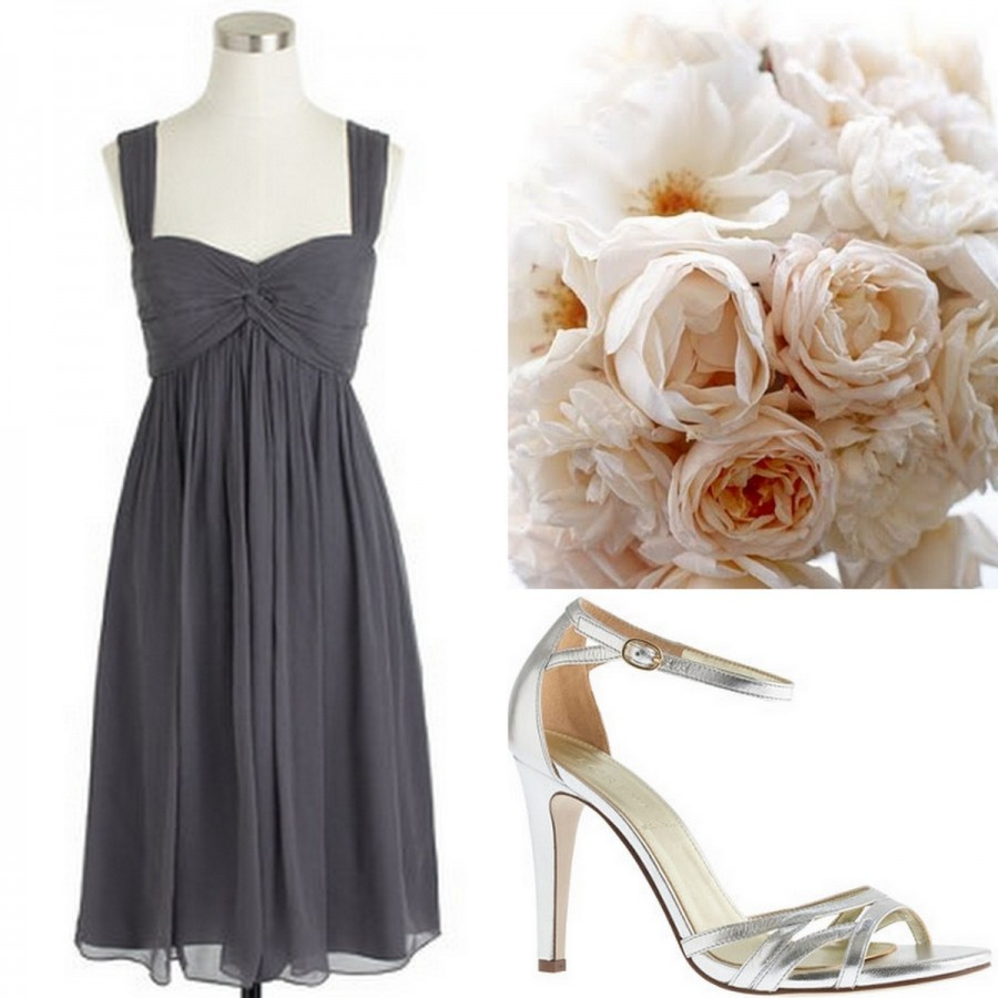 Style, Inspiration, Design, Turbulence, Gray, Bridesmaid Dress Ideas