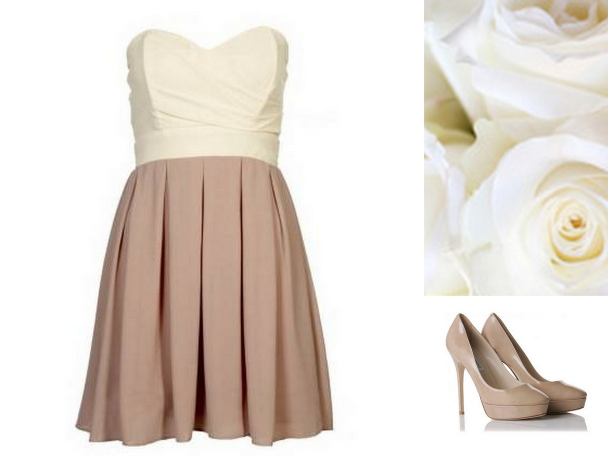 Something neutral dress color
