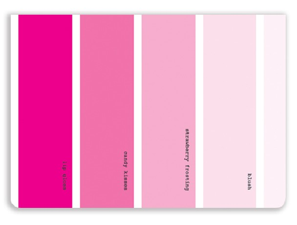 Style Inspiration Vivacious Pink Color Swatch