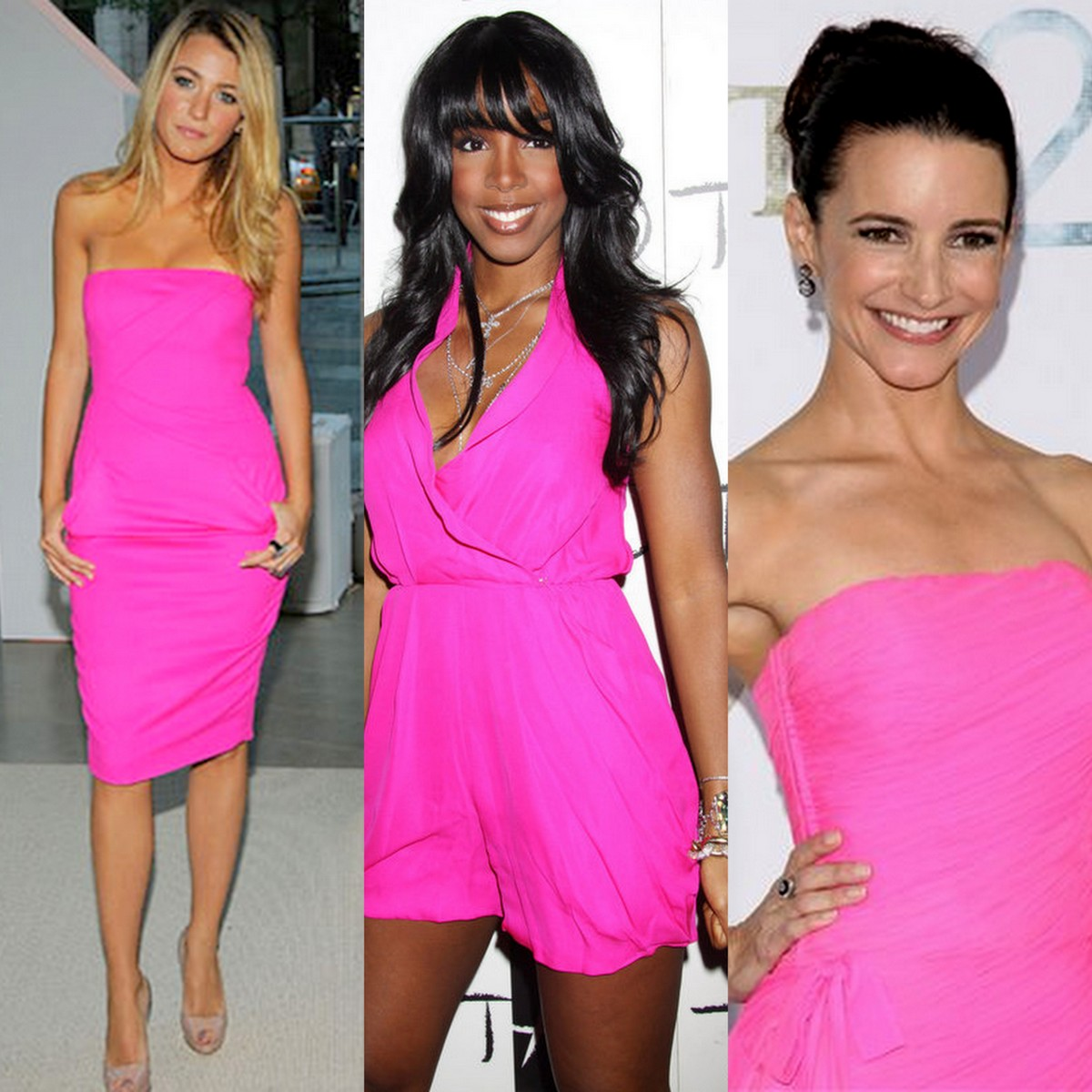 Pink Bridesmaid Dress Inspiration Style Inspiration and Design