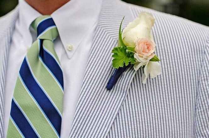 Blue and Green Wedding, Lisa Sammons Events