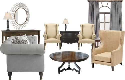Sand, Beige, Tan, Neutrals, Decorating Ideas,Lisa Sammons Events, Home Decor ideas, Allen Wayside Furniture