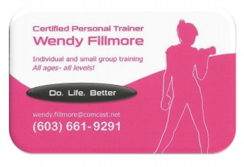 Wendy Fillmore, Personal Trainer, Lisa Sammons Events