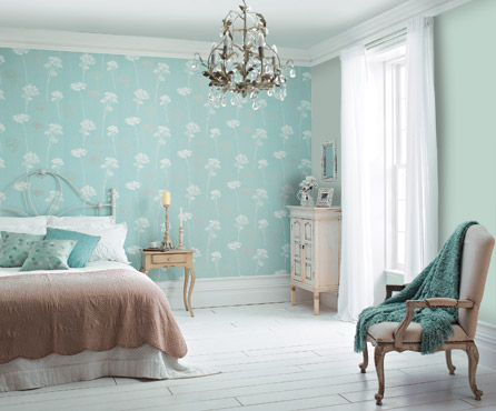 Teal Room Ideas-Decorating Your New Home Together