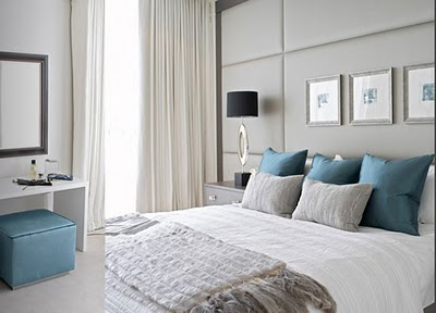 Teal Bedroom Ideas Lisa Sammons Events1
