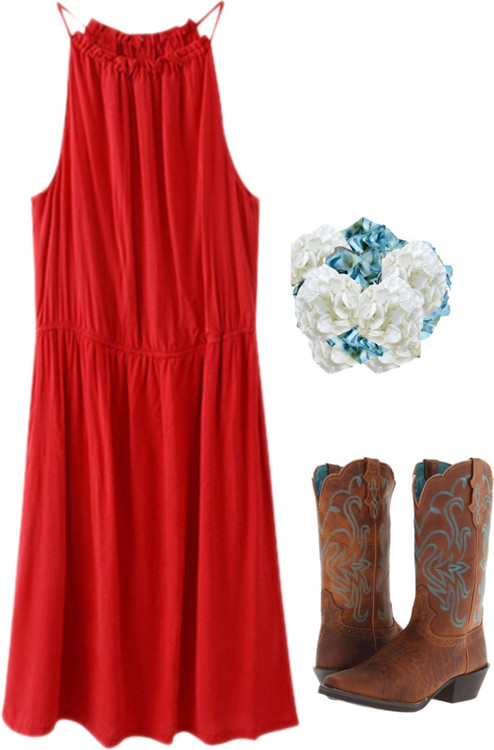 Aurora Red Poppy Red-Bridesmaid Dress Ideas