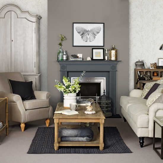 Gray Living Room Ideas-Lisa Sammons Events 8