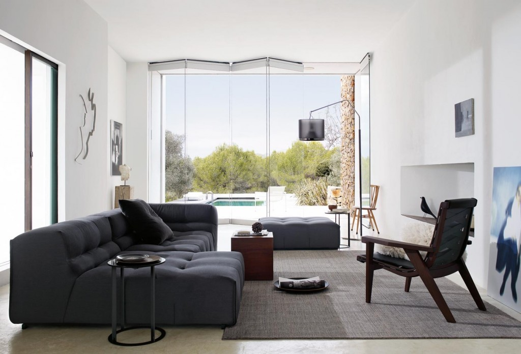 Gray Living Room ideas-article by Lisa Sammons Events 10