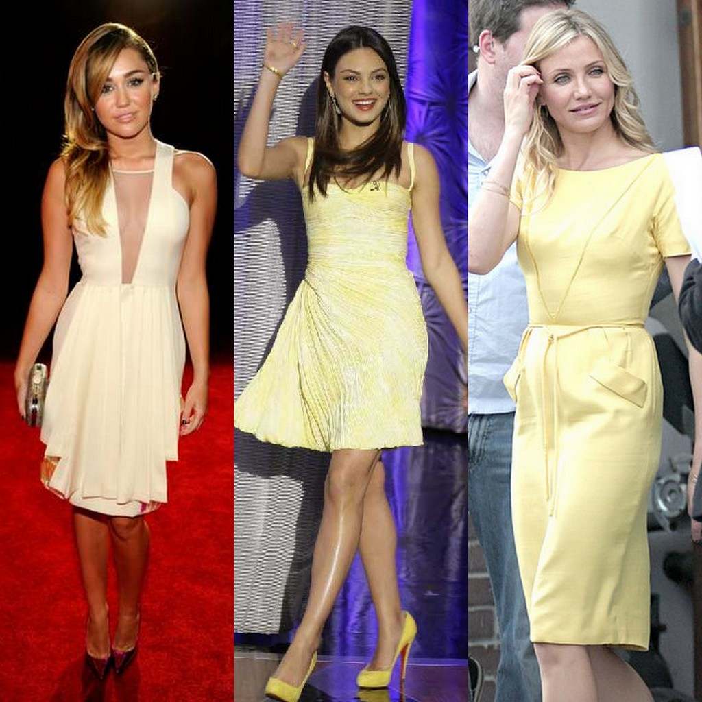 Yellow-Bridesmaid-Dress-Ideas-Mily-Cyrus-Mila-Kunis-Cameron-Diaz-Lisa-Sammons-Events.jpg