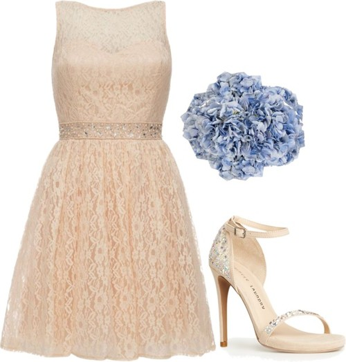 Champagne Bridesmaid Dress Ideas - Lisa Sammons Events