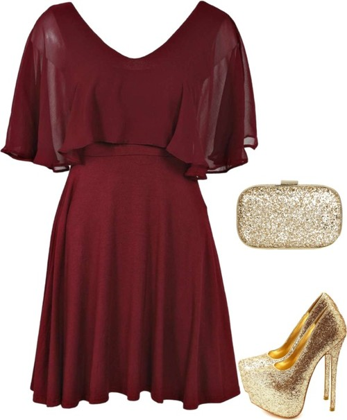 Holiday Party Dress Ideas-Color