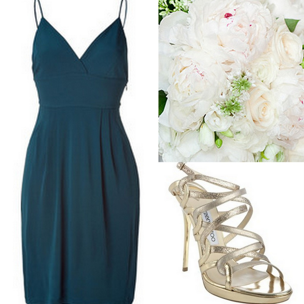 Teal bridesmaid dress ideas-Lisa Sammons Events (5)