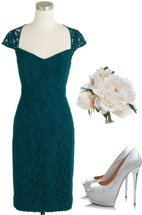 Teal bridesmaid dress ideas-Lisa Sammons Events