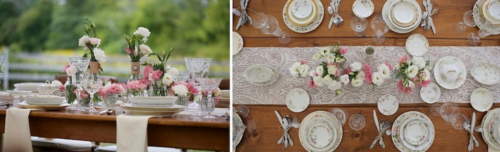 Rustic, Vintage, Country - Real Wedding Lisa Sammons Events