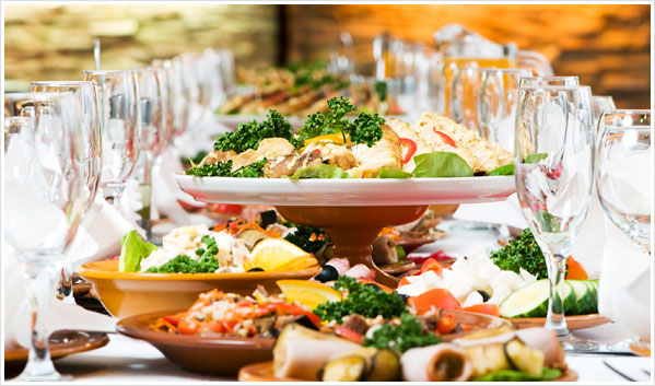 How to request a catering quote - Lisa Sammons Events