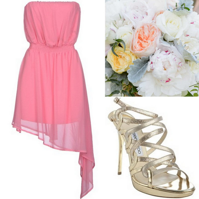 Pink Bridesmaid Dress ideas, Lisa Sammons Events (2)