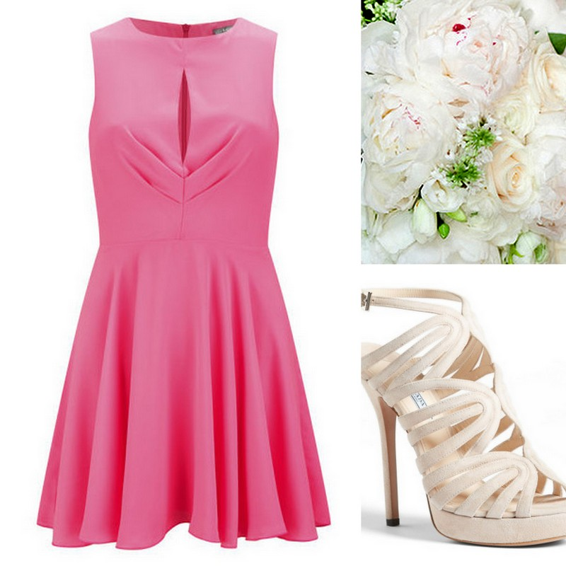 Pink Bridesmaid Dress ideas, Lisa Sammons Events