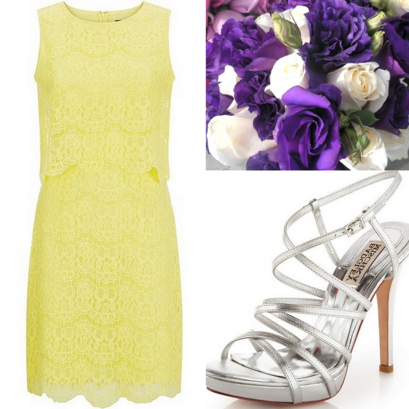 Yellow Bridesmaid Dress ideas, Lisa Sammons Events (4)