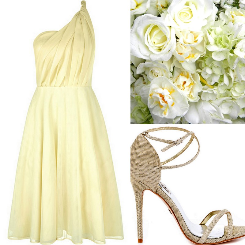 Yellow Bridesmaid Dress ideas, Lisa Sammons Events