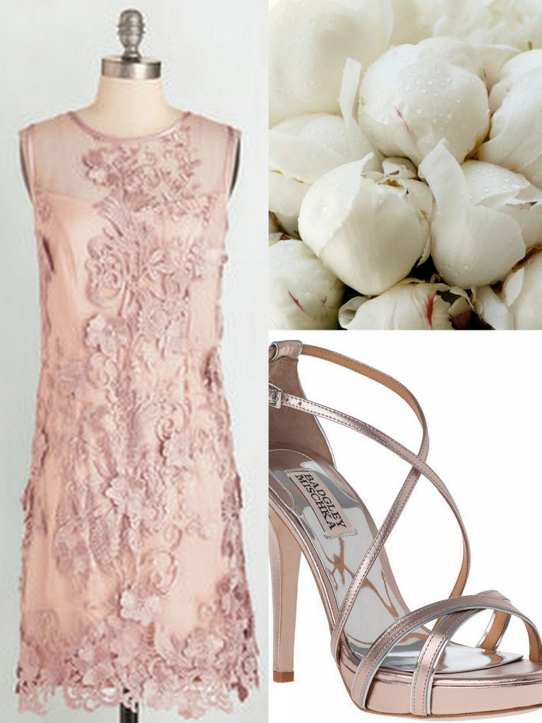 Blush Bridesmaid Dress Ideas - by Wedding Planner-Lisa Sammons Events (3)
