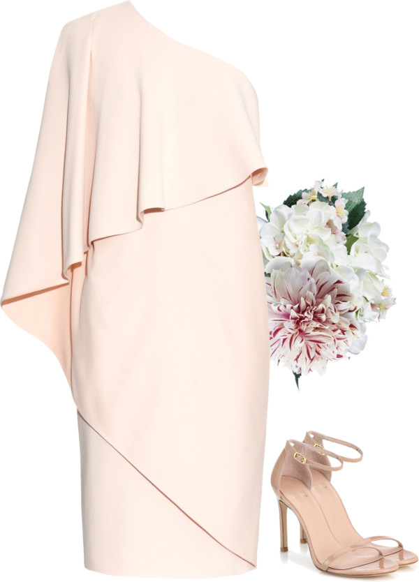Blush Bridesmaid Dress Ideas - by Wedding Planner-Lisa Sammons Events (6)