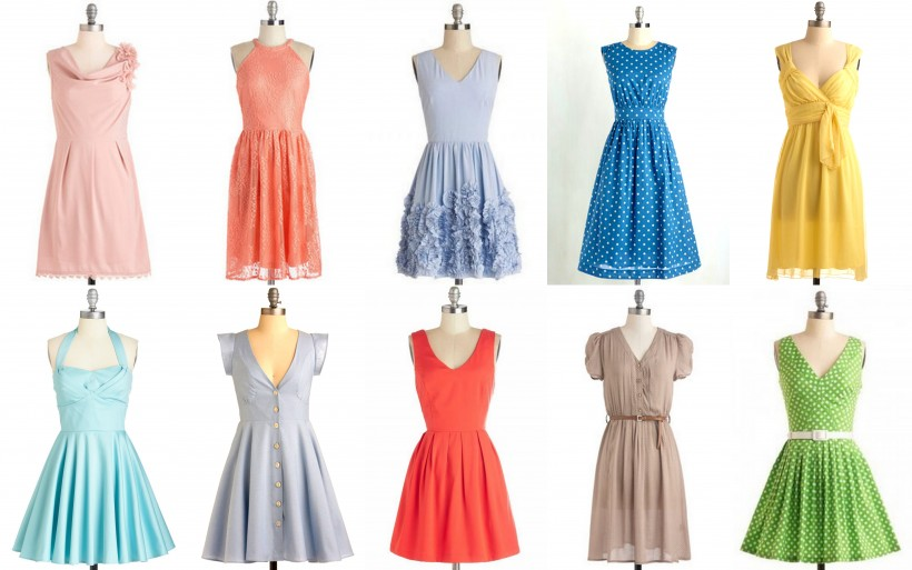 Featured image for 'Spring Bridesmaid Dress Ideas' article