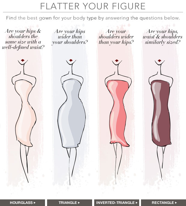 e1a28182c8c2 How to Choose Your Wedding Dress for your Body Type