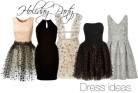 Holiday Party Dress Ideas