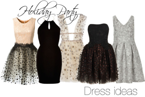 Featured image for 'Holiday Party Dress Ideas' article
