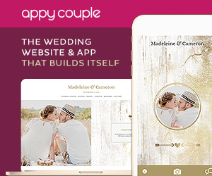 Appy Couple Wedding Website Builder