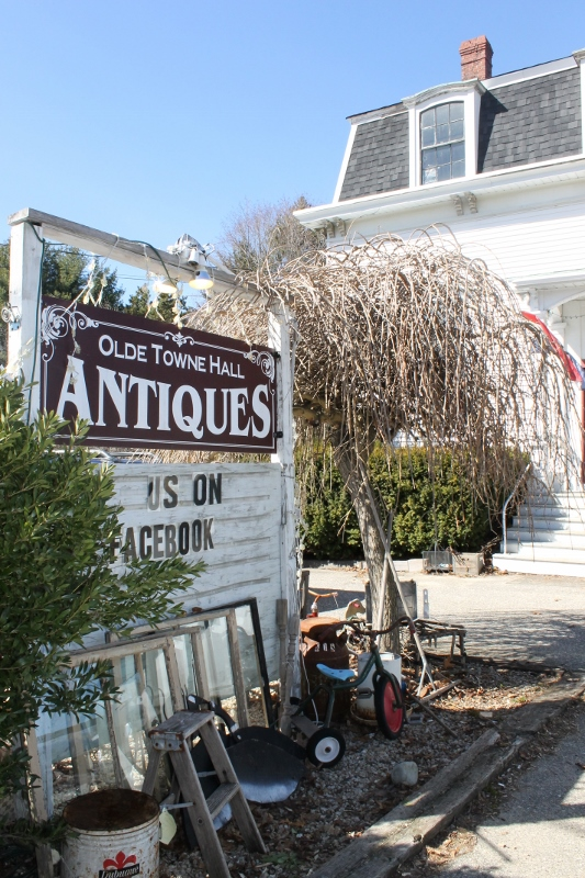 olde towne hall antiques, stratham, nh