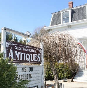 Olde Towne Hall Antiques