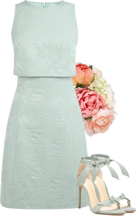 sage bridesmaid dresses- Lisa Sammons Events