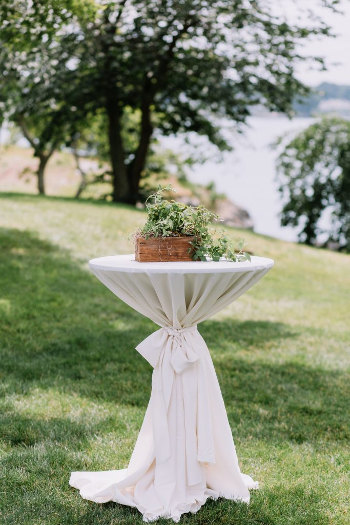 Maine Waterfront Wedding