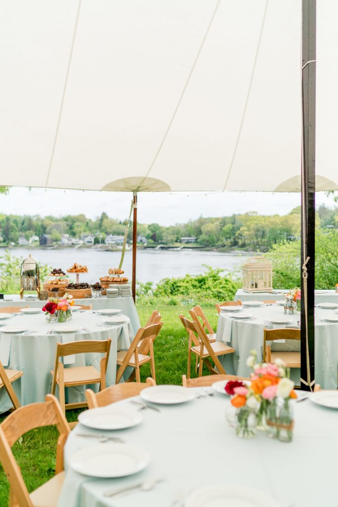 Newburyport Spring Wedding