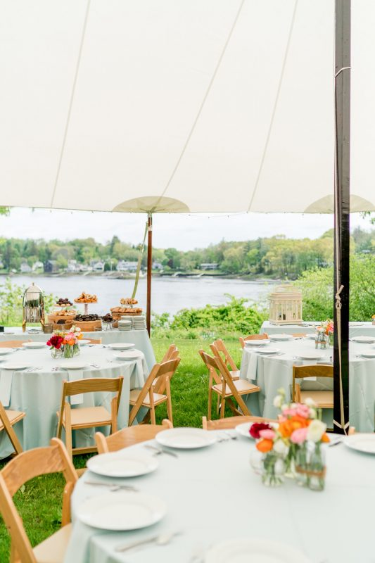 Featured image for 'Newburyport Spring Wedding' article