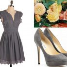 Turbulence-Gray Bridesmaid Dresses